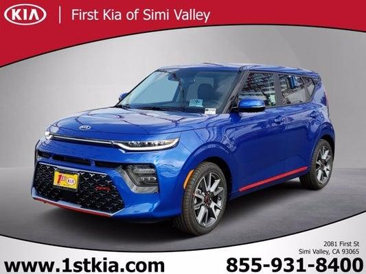 2020 Kia Soul Gt Line Turbo In Simi Valley Ca Ventura County Kia Soul First Kia Of Simi Valley