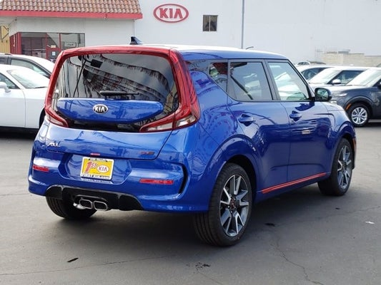 2020 Kia Soul Gt Line Turbo In Simi Valley Ca Ventura County Kia Soul First Kia Of Simi Valley